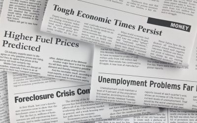 What's Your Job Strategy In The Face of the New Recession?